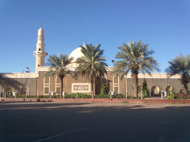 International_University_of_Africa_Mosque